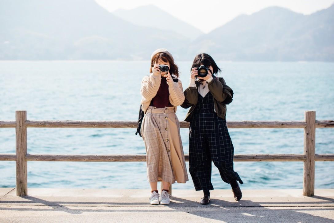 瀬戸内カメラガールズで、うさぎいっぱいの島へ行ってきた!撮影会&旅レポ画像