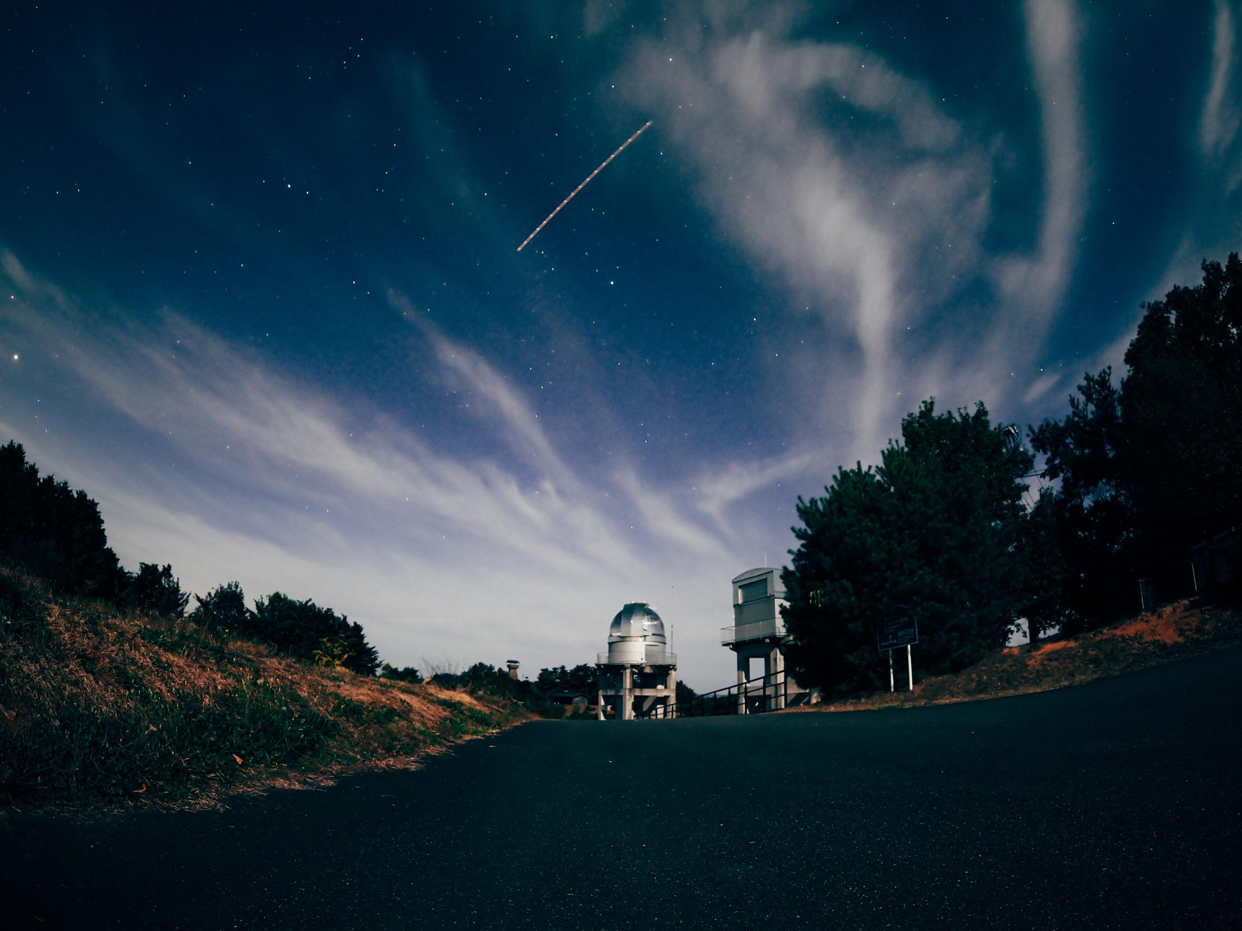 星とデニムの聖地!岡山県井原市で満天の星を巡る旅画像
